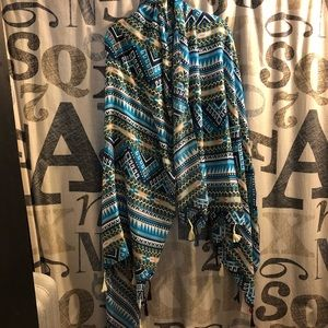 Zara scarf/shawl NWT